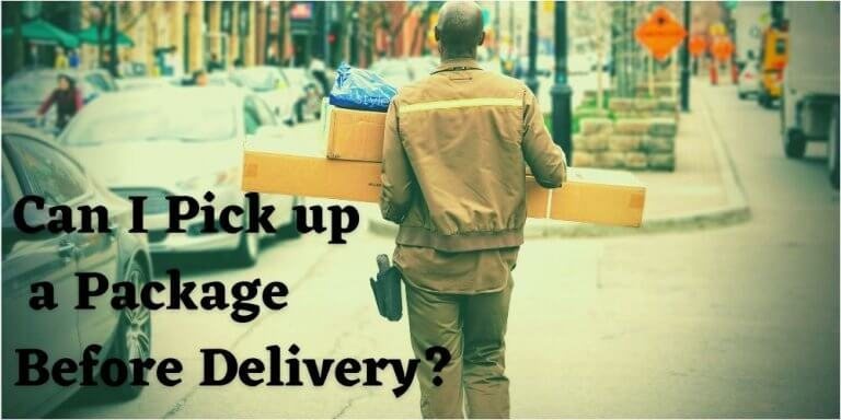can_you_pick_up_a_package_before_delivery